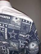 Dallas Cowboys dress shirt