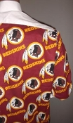 NFL Redskins dress shirts logo