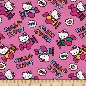 Hello Kitty Wedding themed shirt