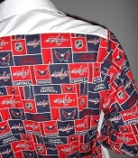 NHL Washington Capitals tuxedo shirt