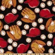 Baseball Balls & Gloves