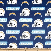 Tuxedo shirt with a Chargers NFL theme by tacky tux