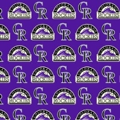 MLB Rockies themed tuxedo shirt by tacky tux