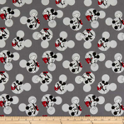 Mickey Mouse themed tuxedo shirts